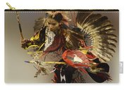 Pow Wow The Dance Carry-all Pouch