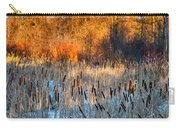 The Dance Of The Cattails Carry-all Pouch