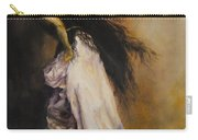 The Dancer Carry-all Pouch by Diane Kraudelt