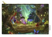 The Dancing Auroras Carry-all Pouch