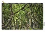The Dark Hedges Carry-all Pouch by Evelina Kremsdorf
