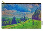 The Dark Hills Carry-all Pouch by Michelle Greene Wheeler