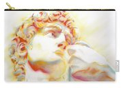 The David By Michelangelo. Tribute Carry-all Pouch