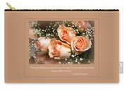 The Days Of Wine And Roses Carry-all Pouch