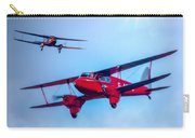 The De Havilland Dh90 Dragonfly Carry-all Pouch