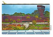 The De Young Fine Arts Museum From Roof Of California Academy Of Sciences In Golden Gate Park-ca Carry-all Pouch