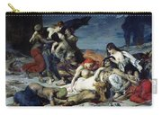 The Death Of Ravana Carry-all Pouch by Fernand Cormon