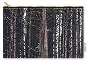 The Deep Dark Sharp Forest Carry-all Pouch