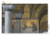 The Deesis Mosaic At Hagia Sophia Carry-all Pouch