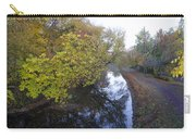 The Delaware Canal In Morrisville Pa Carry-all Pouch