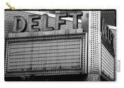 The Delft Marquette Mi Carry-all Pouch
