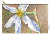 The Delicate Autumn Lady - Narcissus Serotinus Carry-all Pouch