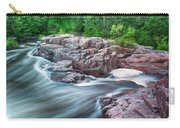 The Dells Of The Eau Claire River  Carry-all Pouch