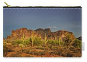 The Desert Aglow Carry-all Pouch