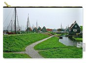 The Dike In Enkhuizen-netherlands Carry-all Pouch
