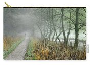 The Disappearing Man - Wolfscote Dale Carry-all Pouch