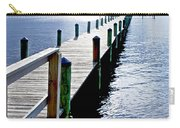 The Dock Of The Bay Carry-all Pouch
