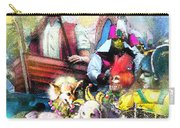 The Dogs Parade In New Orleans Carry-all Pouch