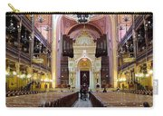 The Dohany Street Synagogue Budapest Carry-all Pouch