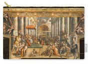 The Donation Of Rome. Carry-all Pouch