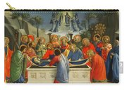 The Dormition Of The Virgin Carry-all Pouch
