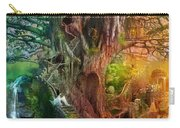 The Dreaming Tree Carry-all Pouch by Aimee Stewart