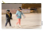 The Dreams Of Little Skaters  Carry-all Pouch