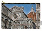 The Duomo And Baptistery Of St. John Carry-all Pouch