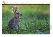 The Eastern Cottontail Carry-all Pouch