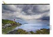 The Eastern Most Point In The U.s.a  Carry-all Pouch by Mircea Costina Photography