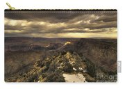 The Eastern Rim Of The Grand Canyon Carry-all Pouch
