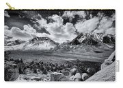 The Eastern Sierra Carry-all Pouch