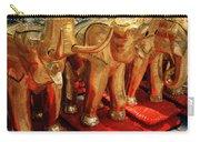 The Elephant Shrine Carry-all Pouch