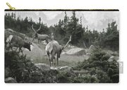 The Elk Painterly 2 Carry-all Pouch