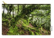 The Elven Forest No2 Wide Carry-all Pouch