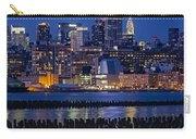 The Empire State Building Pastels Esb Carry-all Pouch