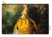 The Empress Eugenie Carry-all Pouch