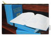 The Encyclopedia Of Newfoundland And Labrador - Joeys Books Carry-all Pouch
