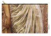 The End Of The Story Carry-all Pouch by Albert Joseph Moore