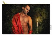The End Of The Story  Carry-all Pouch by Mark Ashkenazi