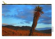 The Endangered Wild West Carry-all Pouch