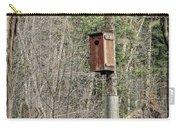 Birdhouse Environment Of Hamilton Marsh  Carry-all Pouch