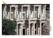 The Ephesus Library In Turkey Carry-all Pouch