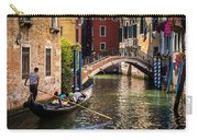 The Essence Of Venice Carry-all Pouch