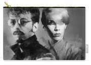 The Eurythmics Carry-all Pouch