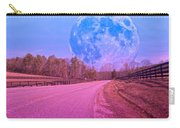 The Evening Begins Carry-all Pouch by Betsy Knapp