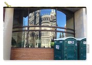 The Executive Office Building Reflection  Carry-all Pouch