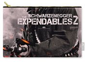 The Expendables 2 Schwarzenegger Carry-all Pouch