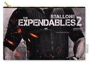 The Expendables 2 Stallone Carry-all Pouch