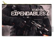 The Expendables 2 Statham Carry-all Pouch